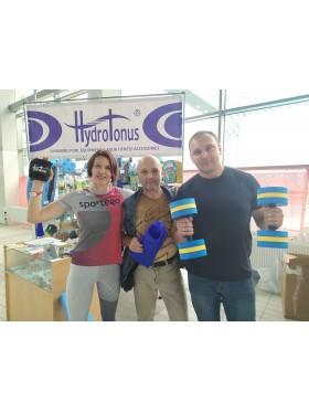 Гантели для аквааэробики HydroTonus М (Пара)