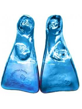 Ласты длинные , резина, р-р 41-43 (Дельфин)