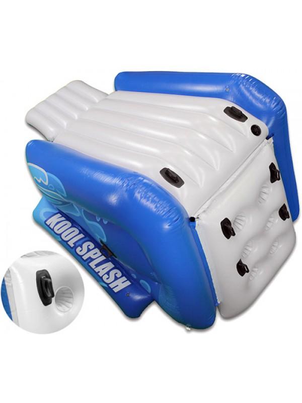 Детская надувная водная горка Water Slide INTEX 58849