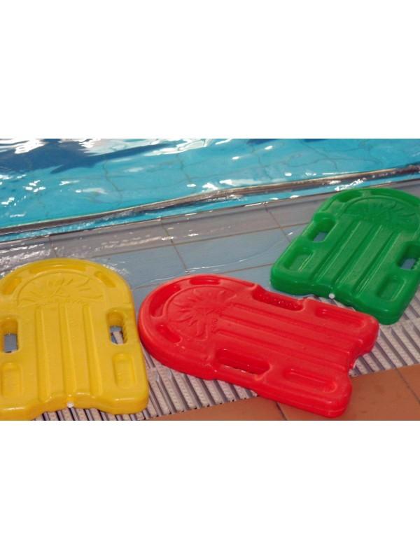 Доска для плавания, пластик