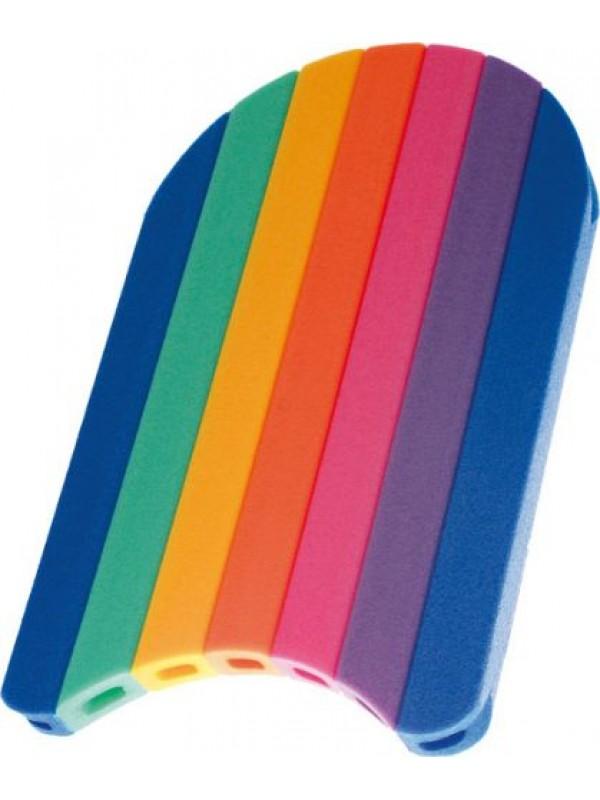 Доска для плавания радуга малая