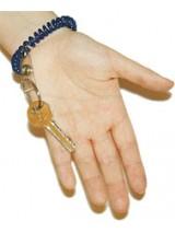 БРАСЛЕТ ДЛЯ ХРАНЕНИЯ КЛЮЧА «ПРУЖИНКА»