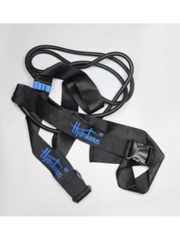 АКВАТРЕНЕР С ДВУМЯ ПОЯСАМИ HYDROTONUS Belt Trainer two side latex Grudge Belt