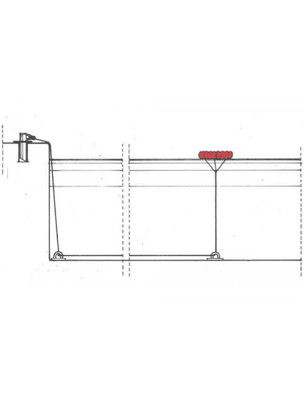 Стартовая система для водного поло